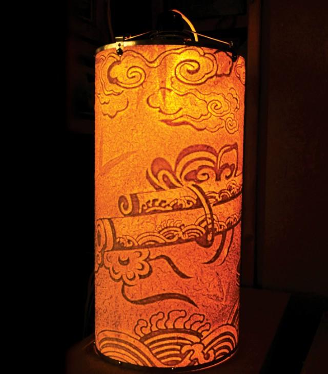 """Cùng ngắm nhìn những """"kiệt tác"""" nghệ thuật đèn Trúc Chỉ Huế"""