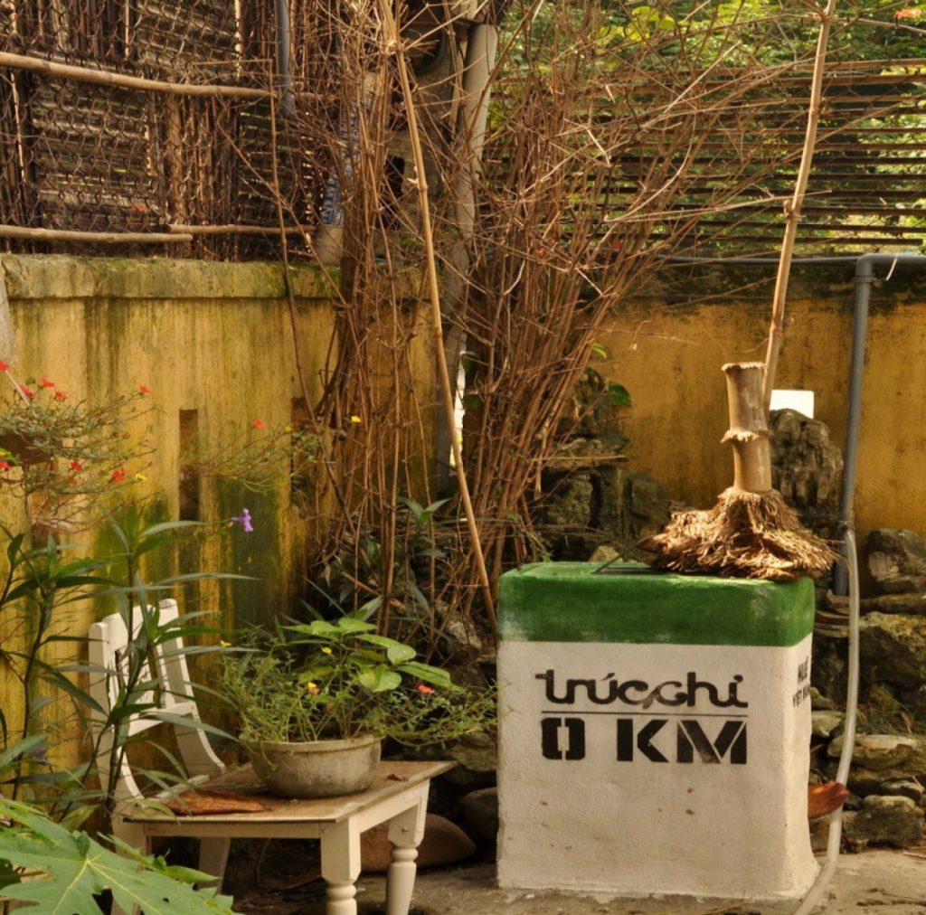 """Nghệ thuật Trúc Chỉ Huế """"Nam Tiến"""" - Vườn Trúc Chỉ Huế"""