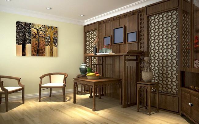 Mục đích treo sẽ là tiêu chí để quý khách hàng lựa chọn tranh trúc chỉ, tranh phong cảnh,... làm tranh phong thủy phòng thờ